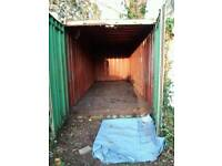 Containers to let in Starcross. Contact for details.