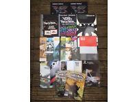 Graffiti books and magazines