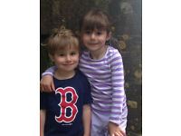Live-in French-speaking nanny or au pair for family in central London (Pimlico), 2 fun children!