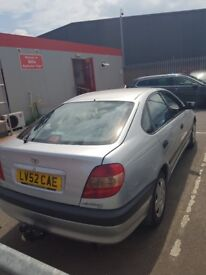 Mot t feb 2019,aircon,towbar with twin electrics,excellent condition for age, good fuel consuption