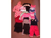 Girls bundle of clothes *some new*