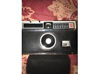 Vintage camera. Instamatic 100