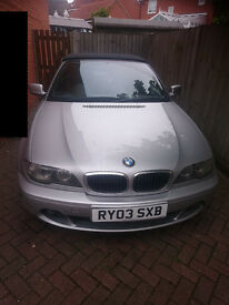 BMW-2003-3-series-convertible-1-8ltr-Automatic