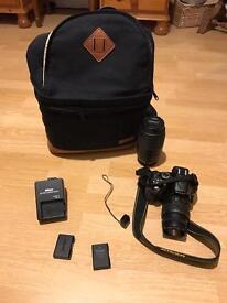 Nikon D5200 bundle!