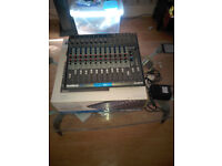 Alesis Multimix 16 USB 2.0 - Analouge mixer/audio interface for DAW/PC.