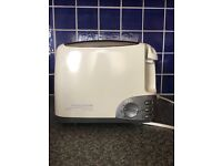 Morphy Richards Cream 4 Slice Toaster