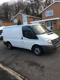 REDUCED 2010 FORD TRANSIT 2.2 TDCI 85 PS SWB 5 SPEED FWD JUST COME OFF LONG TERM LEASE E