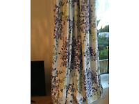 Next Floral Curtains