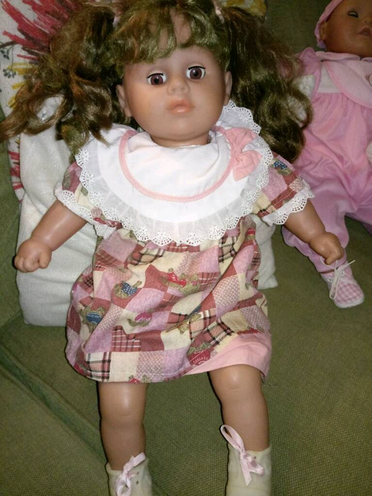 Doll vinyl new £8