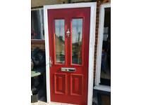 Front door composite