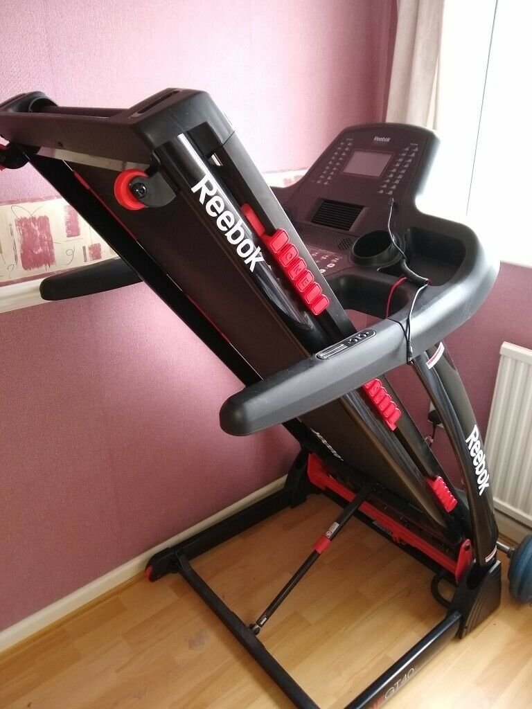 TREADMILL REEBOK ONE GT40S | in Harwich, Essex | Gumtree