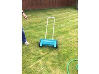 Gardena lawn spreader