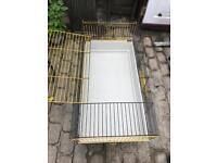 Large rabbit/ guinea pig cage