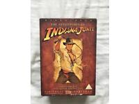 INDIANA JONES DVD BOXSET