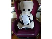 Mother care Madrid car seat