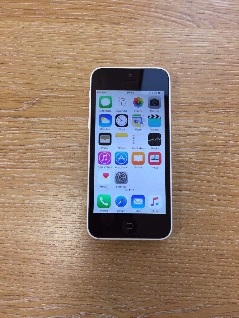 Iphone 5c Smartphone locked on Vodafone