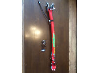 Trailgator Child bicycle towing system