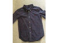 Boys Ralph Lauren shirt age 5