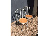 Free!!! Chairs pair