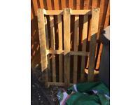 Free wooden pallet