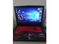 MSI GT72S 6QE gaming laptop