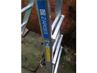 Aluminium Zagres step ladders