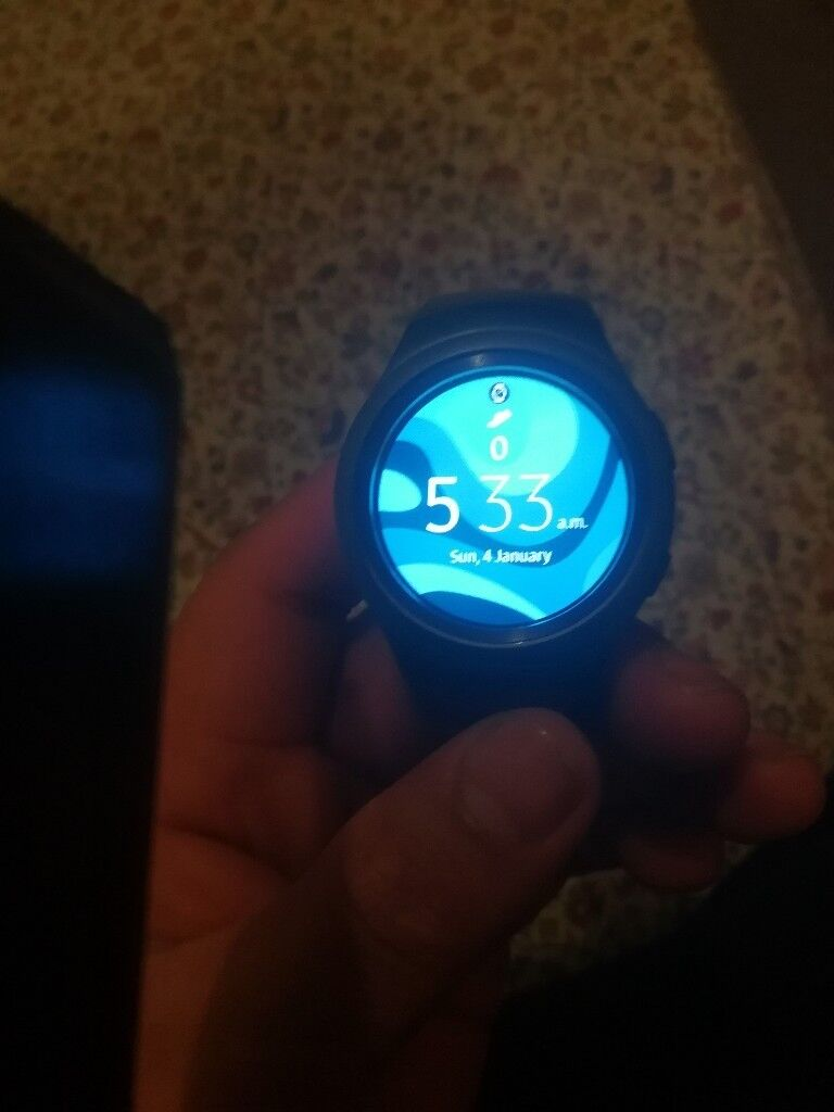 Samsung gear s2 sports smart watch