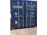 Storage Container to rent near Bristol