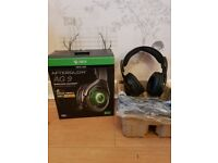 Xbox one Afterglow AG9 headset.