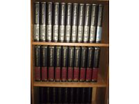 Beautiful Complete Set- Encyclopedia Brittanica 1976 Collection