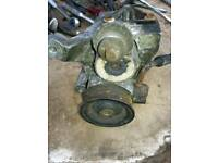 Power steering pump for Iveco Daily, 2.3 engine