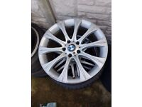 Bmw M5 18'' Alloy Wheel SINGLE WHEEL CAN POST (MV1 MV2 MV3 MV4 M5 M6) (1 wheel)