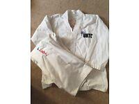 UKTC official TAEKWON-DO uniform size 1 140cm