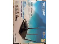 TP Link Broadband Router (boxed)