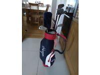 HOGAN junior golf clubs