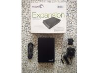 Seagate Expansion 5tb USB 3.0 External Hard Drive