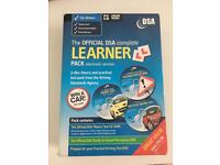 The official dsa complete learner pack 2012