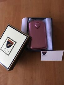 Aspinal of London - iPhone 5c leather case