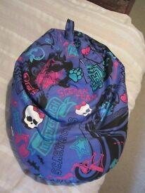Monster High Bean Bag