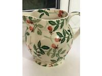 Emma bridgewater jug from 2000 collection