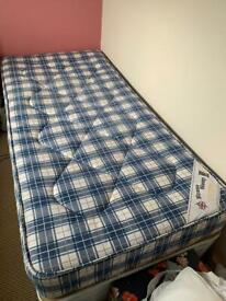 Free Single Bed And Matteress