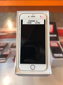 iPhone 6, Vodafone, 16gb, gold