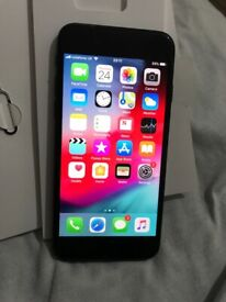 Good Condition iPhone 7 Black 32GB Unlocked To All Networks