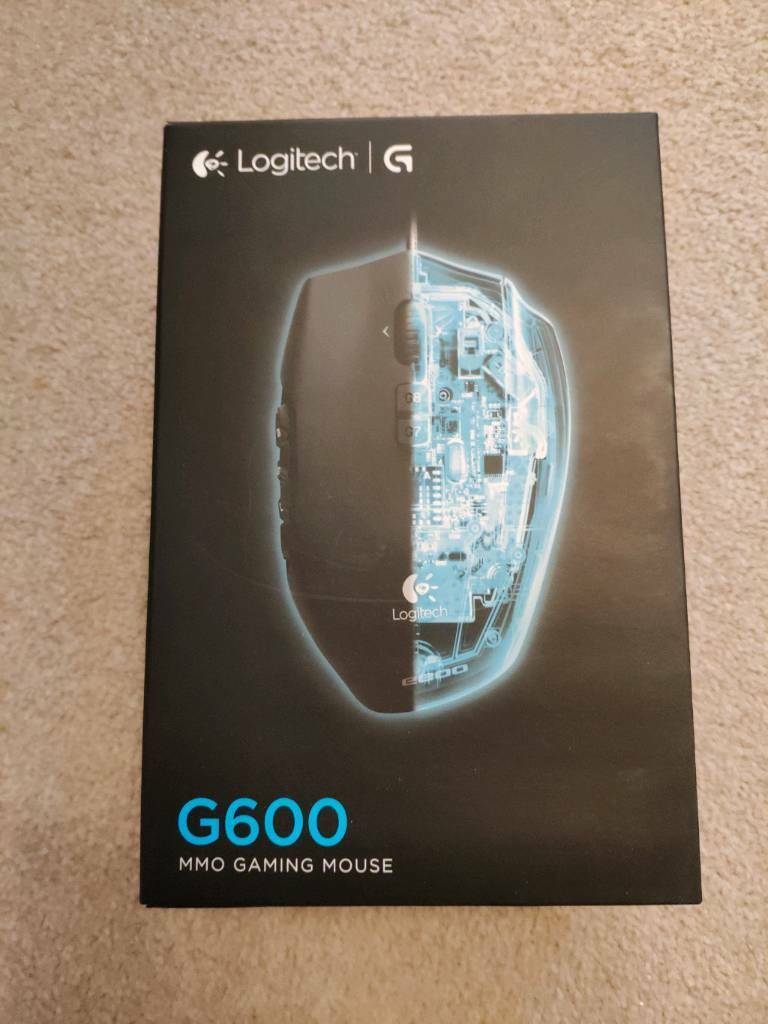 9080eff8f59 Logitech G600 gaming mouse MMO | in Swansea | Gumtree