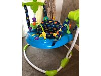 Jumperoo barely used