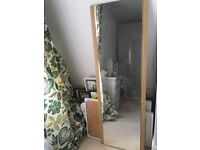 FREE full size mirror