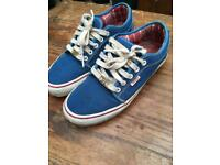 Vans Trainers Shoes