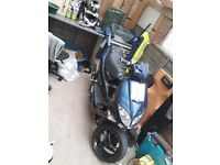 Speedfight 100cc need tlc