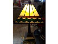 Lamp Tiffany Retro Style Lamp Stunning
