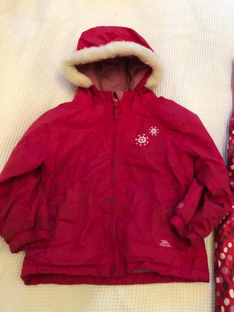 c851efd70 Kids snow suit -Trespass